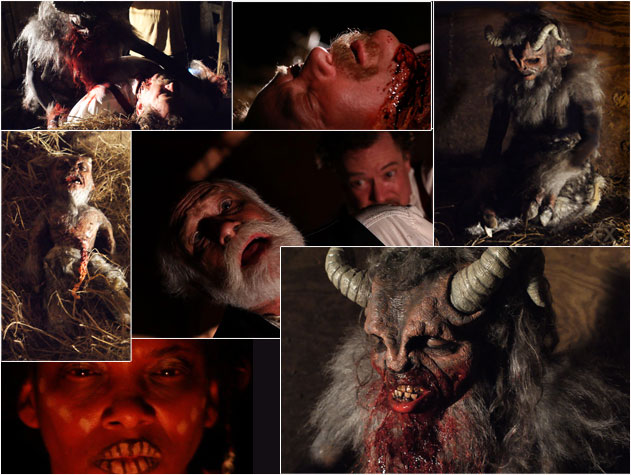 goatman collage